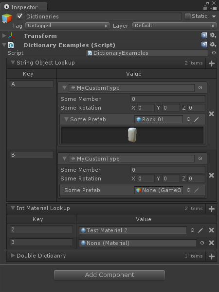 Odin Inspector and Serializer for Unity